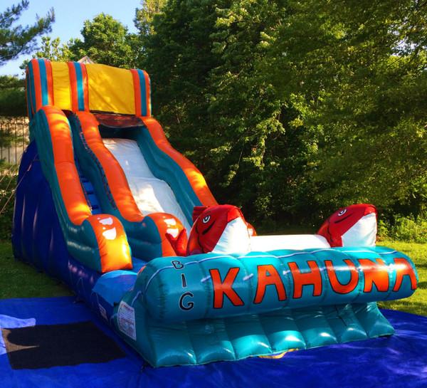 Big Kahuna Water Slide